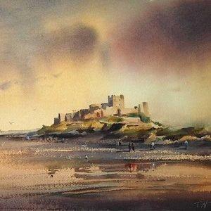 Bamburgh Castle Northumberl 1