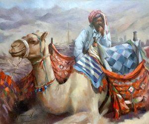 Camel Man 1