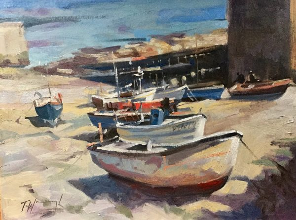 Fishing Boats @ Sennen
