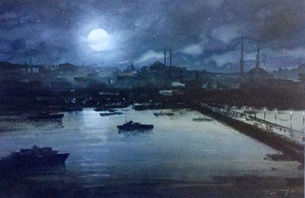 Moonlight-Istanbul