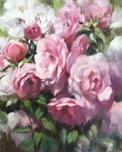 Rosa Bonica Kew Gardens