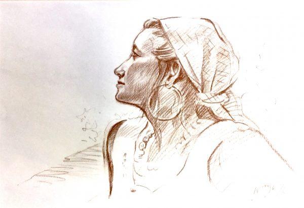 Sarah-sketch