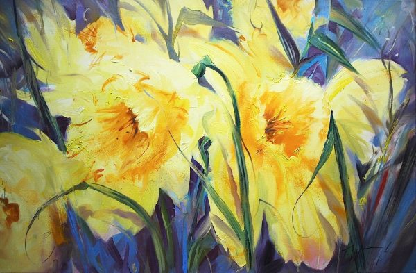 Spring-Daffodills-