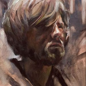 Study for a Viking