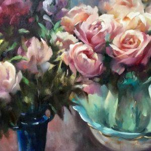 Sunlit-Roses