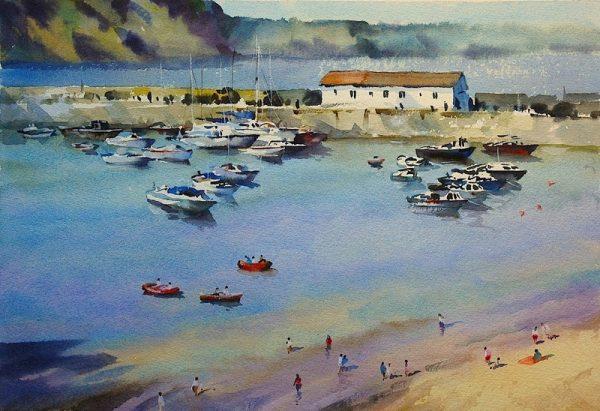 Tenby Harbour