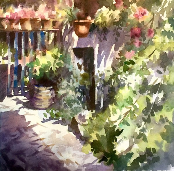 French Garden, Biot