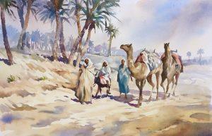 The Berber Trail