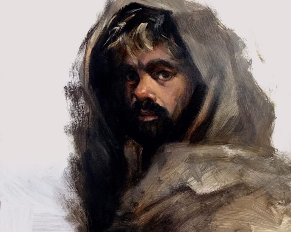 Tyrion Lannister GOT Oil on Board