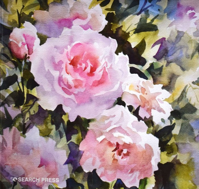 kew rose book Trevor Waugh