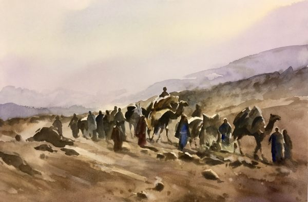 Moroccan Nomads