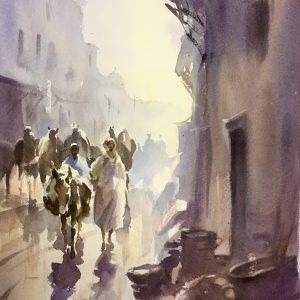 Moroccan Contre Jour