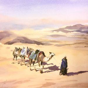 Warm Sands