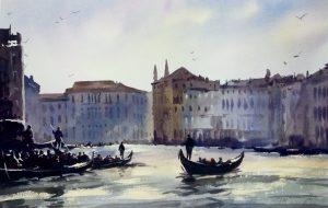 Gondola Manoeuvres
