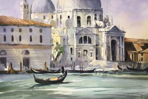 La Salute, Venice