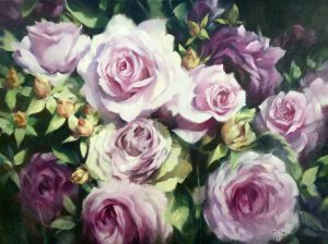 Pink & Purple Rose Giants