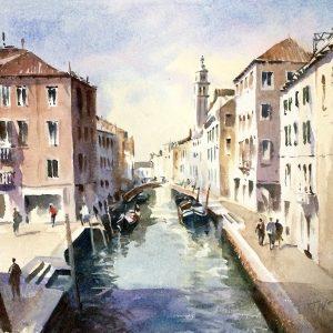 San Barnaba / Venice