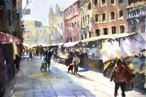 Venetian Street Market