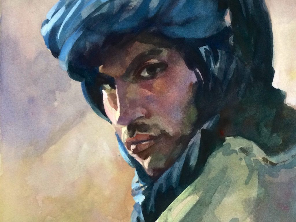 Bedouin Blue