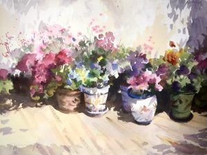 Spanish Pots