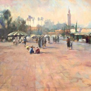 Jemma Al Fna, Marrakesh