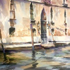 Venetian Palace Doorway